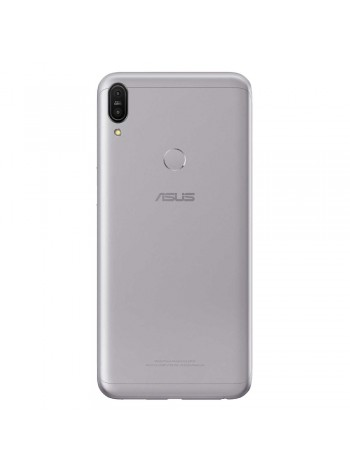 (FREE Accessories) Asus Zenfone Max Pro (M1) Smartphone ZB602KL 6GB RAM 64GB Meteor Silver Colour (Original) 1 Year Warranty By Asus Malaysia