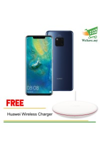 Huawei Mate 20 Pro Smartphone 6GB RAM 128GB Midnight Blue Colour (Original) 1 Year Warranty By Huawei Malaysia