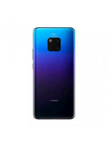 (FREE Selfie Pod + iRing) Huawei Mate 20 Pro Smartphone 6GB RAM 128GB Twilight Colour (Original) 1 Year Warranty By Huawei Malaysia