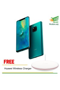 Huawei Mate 20 Pro Smartphone 6GB RAM 128GB Emerald Green Colour (Original) 1 Year Warranty By Huawei Malaysia