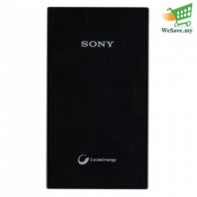Sony 5000mAh Power Bank CP-V5A Portable USB Charger Black Colour (Original)