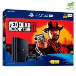 Sony PS4 PlayStation 4 Pro 1TB Console - Red Dead Redemption 2 Bundle (Original) 1 Years warranty by Sony Malaysia