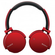 (Display) Sony MDR-XB650BT Red EXTRA BASS™ Wireless Headphones MDR-XB650BT/R (Original) from Sony Malaysia