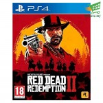 Sony PS4 Game Red Dead Redemption - 2 Standard Edition (Original) - R3