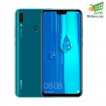 Huawei Y9 2019 Smartphone 4GB RAM 64GB Sapphire Blue Colour (Original) 1 Year Warranty By Huawei Malaysia