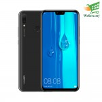 Huawei Y9 2019 Smartphone 4GB RAM 64GB Midnight Black Colour (Original) 1 Year Warranty By Huawei Malaysia