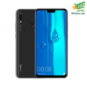 Huawei Y9 2019 Smartphone 4GB RAM 64GB Midnight Black Colour (Original) 1 Year Warranty By Huawei Malaysia