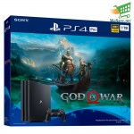 Sony PlayStation 4 Pro  God Of War PS4 Bundle 1TB Console Jet Black - 2 Year Warranty By Sony Malaysia