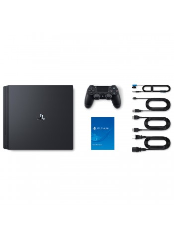 Sony PlayStation 4 Pro  God Of War PS4 Bundle 1TB Console Jet Black - 2 Year Warranty By Sony Malaysia