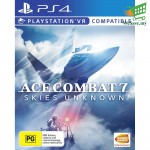 (Pre-Order) Sony PS4 Game Ace Combat 7: Skies Unknown - PlayStation 4 (R3)