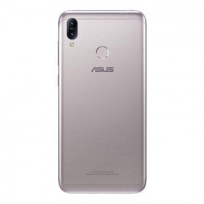 Asus ZenFone Max (M2) Smartphone ZB633KL 4GB RAM 32GB Silver Colour (Original) 1 Year Warranty By Asus Malaysia
