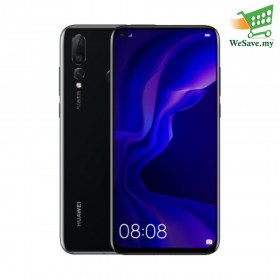 Huawei Nova 4 Smartphone 8GB RAM 128GB Black Colour (Original) 1 Year Warranty From Huawei Malaysia