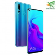(PRE-ORDER) Huawei Nova 4 Smartphone 8GB 128GB Blue Colour (Original) 1 Year Warranty From Huawei Malaysia