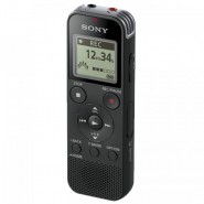 (DISPLAY) Sony ICD-PX470 Black Digital Voice Recorder with Built-in USB ICD-PX470/B (Original) 1 Year Warranty By Sony Malaysia