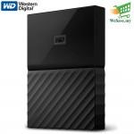 WD My Passport 1TB Hard Drive External Portable HDD/B WDBYNN0010BBK-WESN / Black (Original) 3 Year Warranty By Western Digital