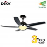 "DEKA Q9N 56"" 5 Blade Ceiling Fan with LED Light (GM) (Original)"