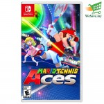 Nintendo Switch Game Mario Tennis Aces (Original) by Nintendo