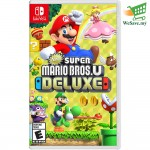 Nintendo Switch Game Super Mario Bros. U Deluxe (Original) by Nintendo