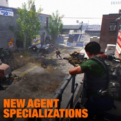 Sony PS4 Game Tom Clancy's The Division 2 Playstation 4 - R3 (Online Required)