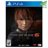 Sony PS4 Game Dead or Alive 6 PlayStation 4 - R3