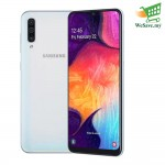 Samsung Galaxy A50 Smartphone 6GB RAM 128GB White Colour (Original) 1 Year Warranty By Samsung Malaysia