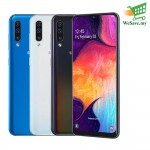 Samsung Galaxy A50 Smartphone 6GB RAM 128GB (Original) 1 Year Warranty By Samsung Malaysia