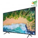 "Samsung UA65NU7100KXXM 65"" Flat Smart 4K UHD TV (Original) 2 Years By Samsung Malaysia"