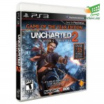 (Clearance) Sony PS3 Game UNCHARTED 2: Among Thieves - Game of The Year Edition - Playstation 3 by Sony
