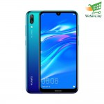 Huawei Y7 Pro 2019 Smartphone 3GB RAM 32GB Aurora Blue Colour (Original) 1 Year Warranty By Huawei Malaysia