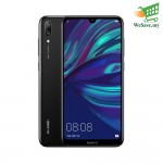 Huawei Y7 Pro 2019 Smartphone 3GB RAM 32GB Midnight Black Colour (Original) 1 Year Warranty By Huawei Malaysia