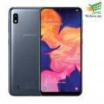 Samsung Galaxy A10 Smartphone 2GB RAM 32GB Black Colour (Original) 1 Year Warranty By Samsung Malaysia
