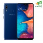 Samsung Galaxy A20 Smartphone 3GB RAM 32GB Blue Colour (Original) 1 Year Warranty By Samsung Malaysia