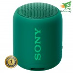 Sony SRS-XB12 EXTRA BASS Portable BLUETOOTH Speaker Green Colour (Original) 1 Year Warranty By Sony Malaysia