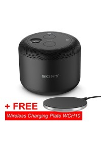 (DISPLAY) Sony BSP10 Bluetooth Speaker Superior Audio - Easy calling BSP10 (Original) From Sony Malaysia Black Colour *free WCH10