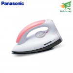 Panasonic NI-317W Polished Dry Iron 0.8kg - Light Pink(Original)