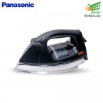 Panasonic NI-25A1 Polished Dry Iron 2kg - Black (Original)