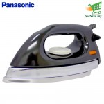 Panasonic NI-415E Polished Dry Iron 1.8kg - Black (Original)
