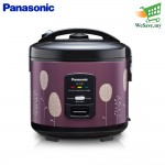 Panasonic SR-JP185 Mechanical Jar Rice Cooker 1.8L - Maroon (Original)