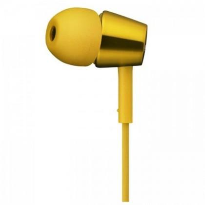 Sony MDR-EX150/Y In-Ear Headphones MDR-EX150 (Original) 1 Year Warranty By Sony Malaysia - Yellow Colour