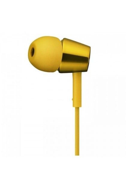 Sony MDR-EX150/Y In-Ear Headphones MDR-EX150 (Original) 1 Year Warranty By Sony Malaysia - Yellow Colour