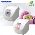 Panasonic SR-DF181PSK Jar Rice Cooker (Microcomputer) 1.8L (Original)
