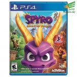 Sony PS4 Game Spyro Reignited Trilogy Playstation 4 - R3