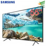 "Samsung UA55RU7100KXXM 55"" Flat Smart 4K UHD TV (Original) 2 Years By Samsung Malaysia"