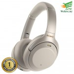 *Display Unit* Sony WH-1000XM3 Silver Wireless Noise-Canceling Headphones WH-1000XM3/S(Original) from Sony Malaysia