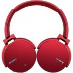 *Display Unit* Sony MDR-XB950B1 Red EXTRA BASS™ Wireless Headphones MDR-XB950B1/R (Original) from Sony Malaysia