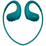 *Display Unit* Sony NW-WS413 Blue MP3 Player Waterproof 4GB Walkman NW-WS413/L (Original) by Sony Malaysia