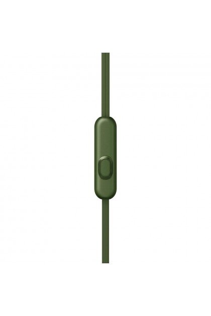 *Display Unit*Sony MDR-XB510AS Army Green EXTRA BASS™ Sports In-Ear Headphones MDR-XB510AS/G (Original) from Sony Malaysia