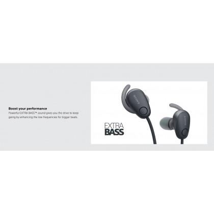 *Display Unit* Sony WI-SP600N Yellow Wireless In-ear Sports Headphones WI-SP600N/Y (Original) from Sony Malaysia