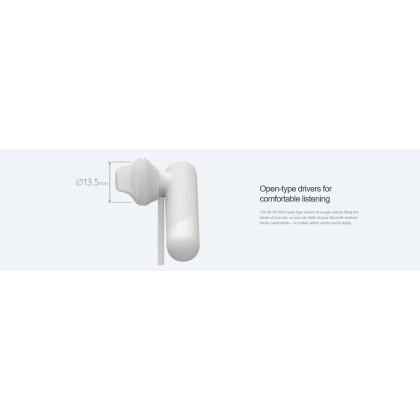 *Display Unit* Sony WI-SP500 Black Wireless In-ear Sports Headphones WI-SP500/B (Original) from Sony Malaysia