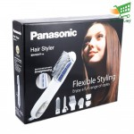 Panasonic EH-KA71  Hair Stylers With 7 Attachments (Original) - 1 Years Warranty by Panasonic Malaysia